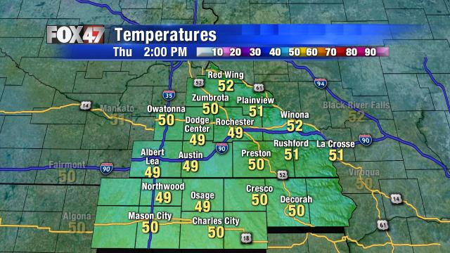 Maps and Conditions - MYFOX47